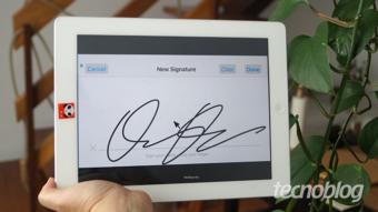 Assinatura eletrônica tem validade jurídica?