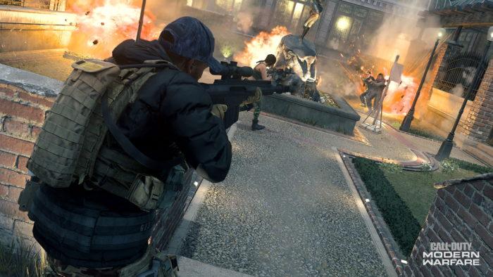 Call of Duty Warzone e Modern Warfare