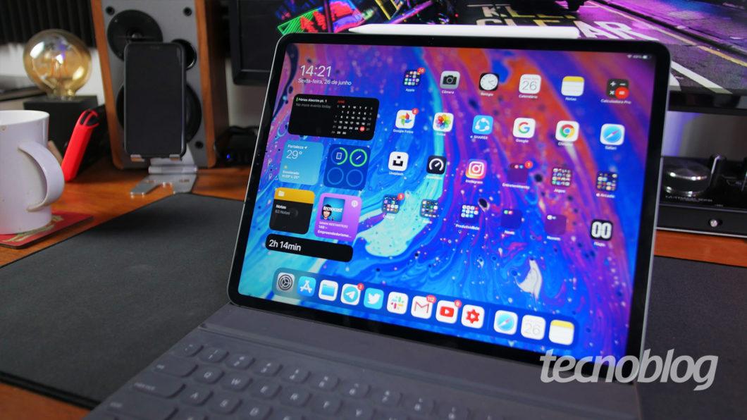 iPadOS 14