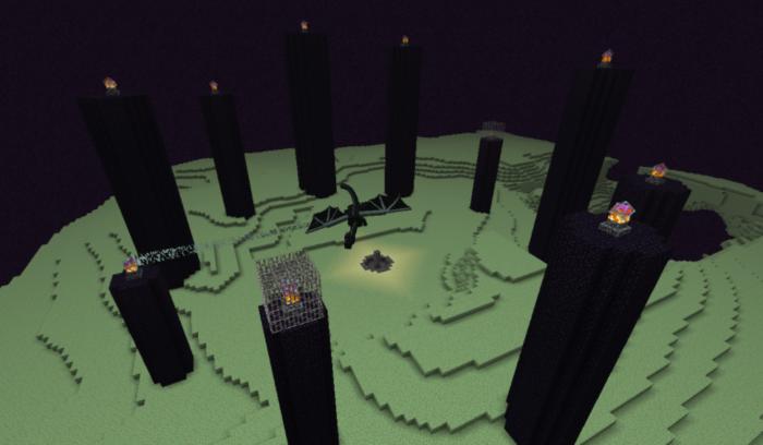 Como fazer o Portal do Fim no Minecraft / Felipe Vinha / Reprodução