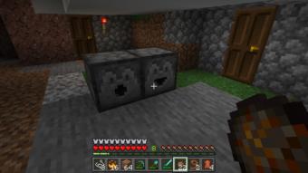 Como fazer uma bola de fogo no Minecraft