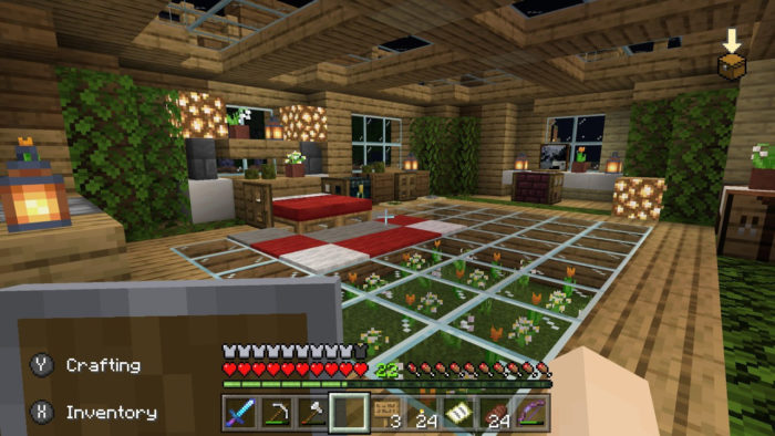como fazer uma casa no minecraft / Felipe Vinha / Reprodução