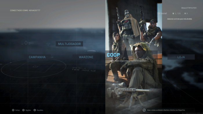 Como jogar Call of Duty: Modern Warfare / Leandro Kovacs / Foto