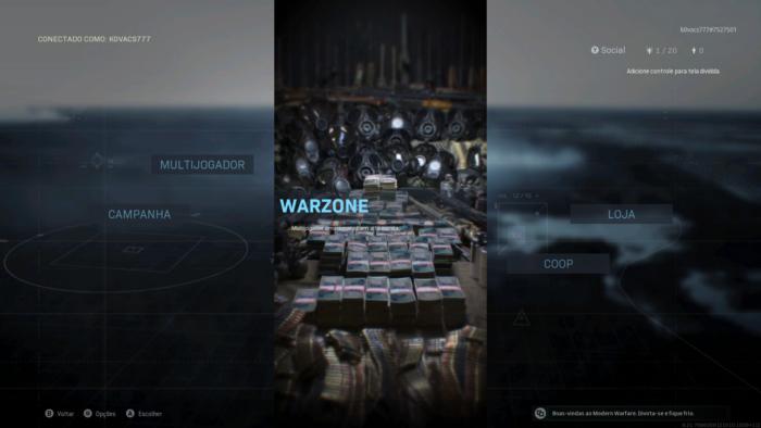 Modo Warzone