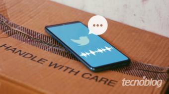 Twitter testa envio de mensagens de áudio via DM no Brasil