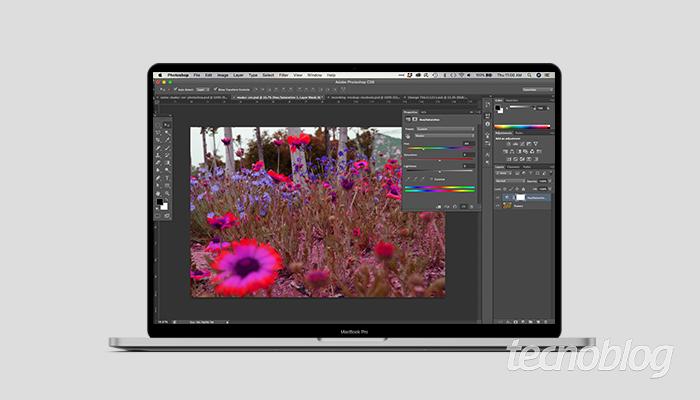 Como mudar a cor de um objeto no Photoshop