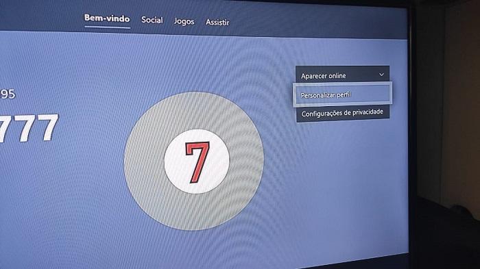 como mudar a gamertag do xbox one / Leandro Kovacs / Foto