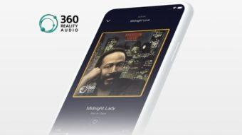 O que é o Deezer 360 Reality Audio?