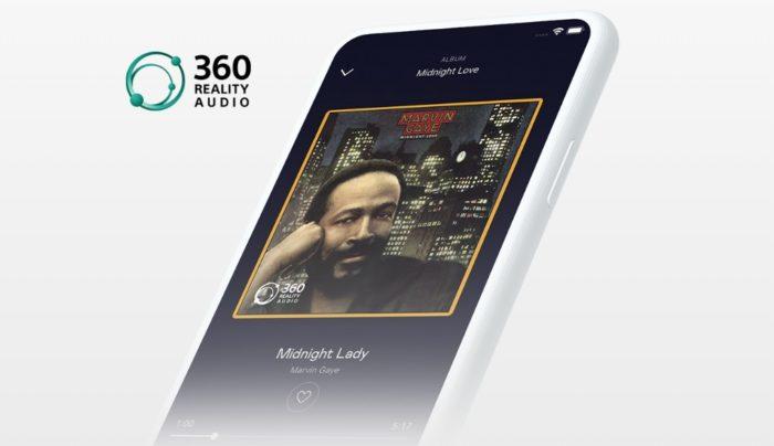 Deezer 360 Reality Audio / Deezer / Reprodução