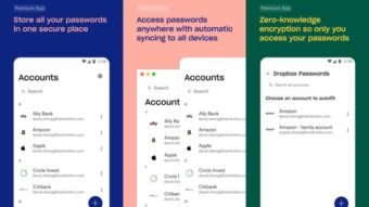 Dropbox Passwords: novo gerenciador de senhas entra em teste