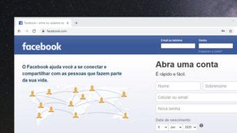 Facebook processa donos de sites falsos de WhatsApp e Instagram