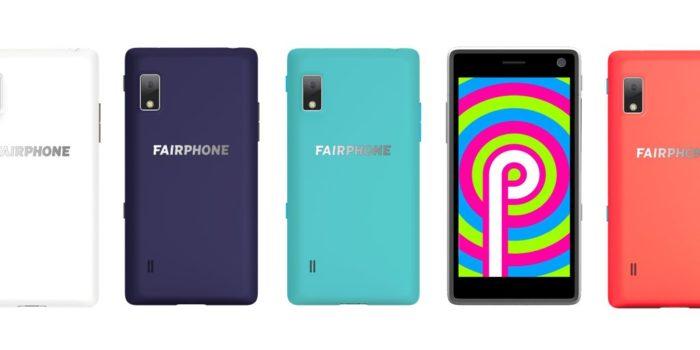 Fairphone 2 recebe beta de Android 9 (Pie) (Foto: Divulgação/Fairphone)