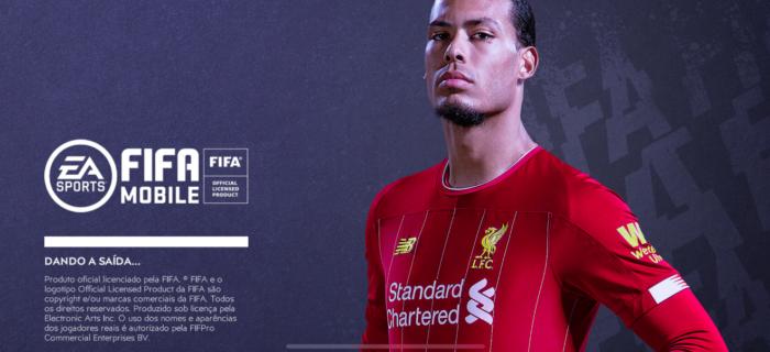 FIFA Mobile / Felipe Vinha / Reprodução