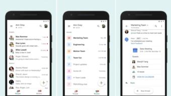 Google Chat se integra a Gmail na web para substituir Hangouts