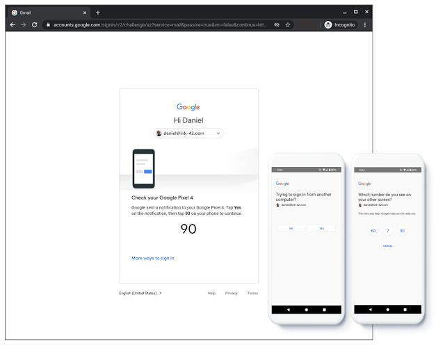 Google irá priorizar autenticação de contas pelo celular (Foto: Divulgação/Google)