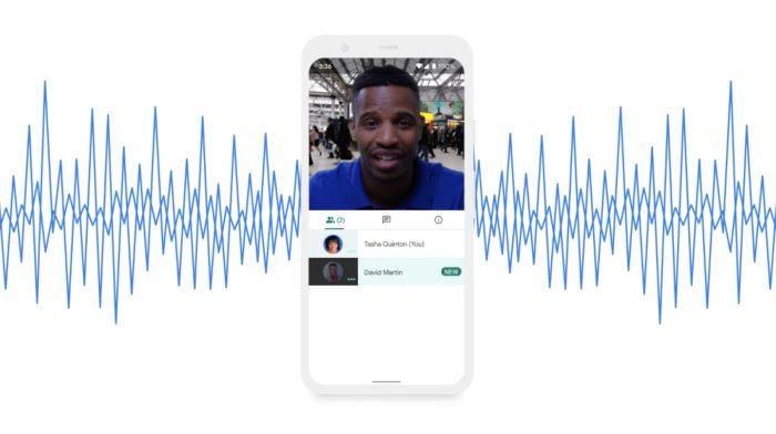 Google Meet usa IA para cancelar ruído em chamadas de vídeo (Foto: Reprodução/YouTube)