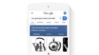 Google vai expandir exibição gratuita de produtos nas buscas