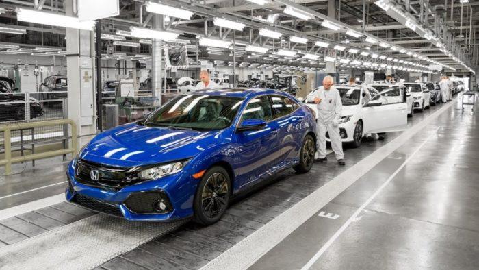 Fábrica da Honda