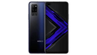Huawei Honor Play 4 tem sensor infravermelho de temperatura