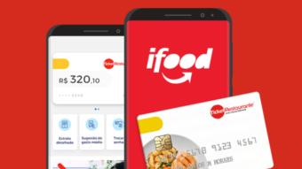 iFood agora aceita Ticket Restaurante para pagar delivery no app