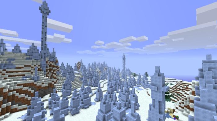Ilha Minecraft / Felipe Vinha / Reprodução