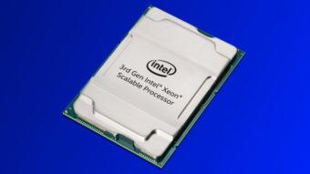 Intel anuncia Xeon Scalable de 3ª geração e SSD de até 7,68 TB