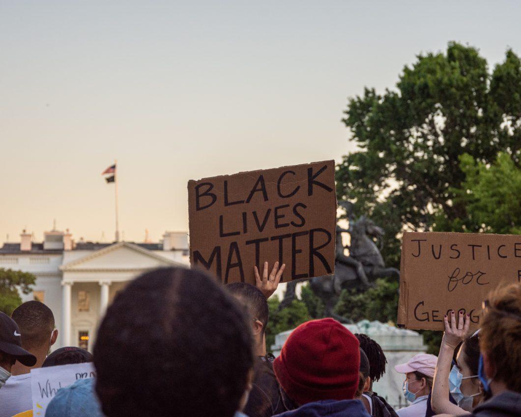 Protest in the United States / photo: Koshu Kunii