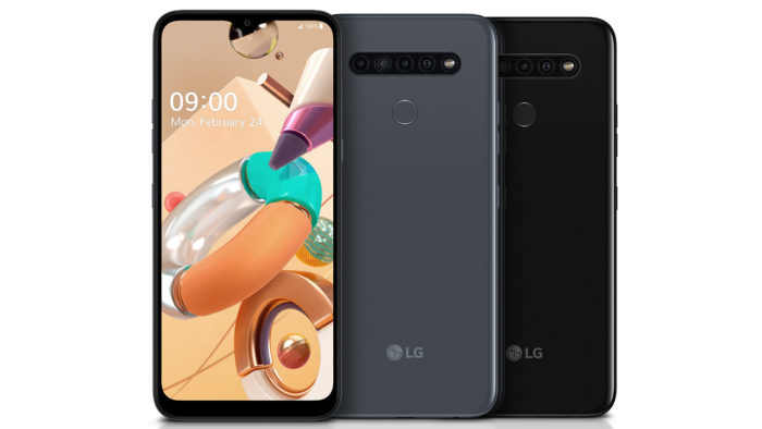 LG K41S / Imagem: LG