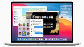 Apple vai lançar macOS Big Sur nesta quinta-feira (12)