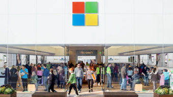 Microsoft fecha de vez todas as suas 80 lojas físicas