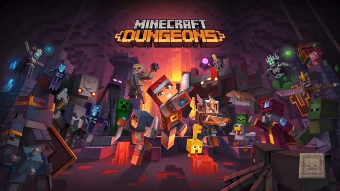 Minecraft Dungeons / Felipe Vinha / Reprodução
