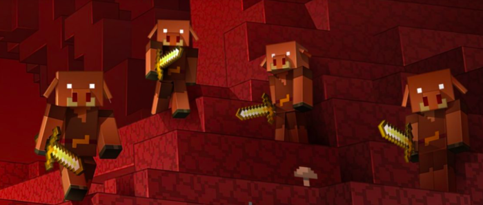 Minecraft Nether Update / Mojang / Divulgação