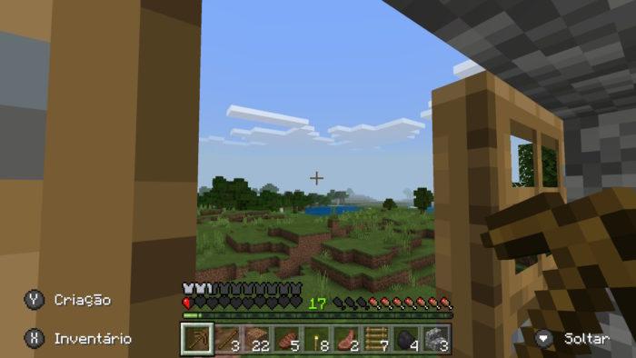Minecraft XP / Felipe Vinha / Reprodução