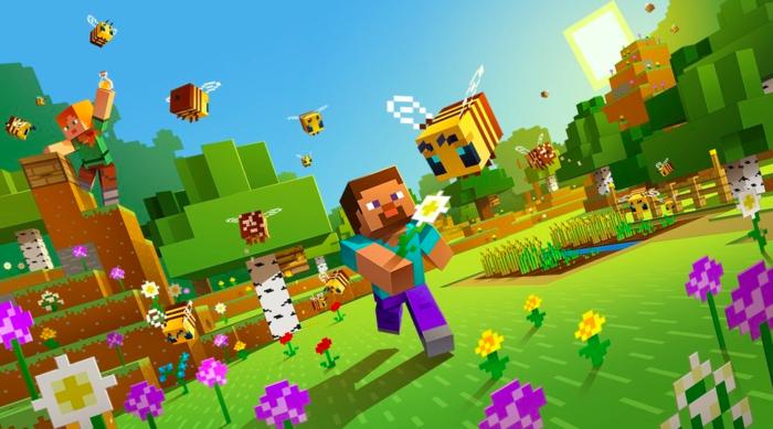 Minecraft XP / Mojang / Divulgação