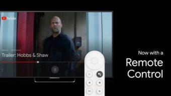 Chromecast com Google TV e Pixel 5 chegam em 30 de setembro
