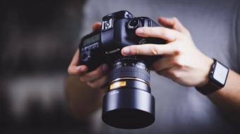 O que é uma câmera DSLR?