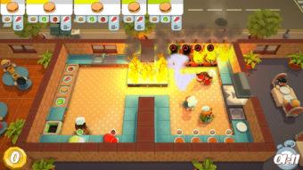Overcooked é liberado grátis para PC na Epic Games Store