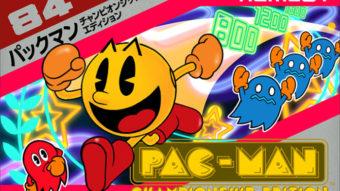 Pac-Man CE recebe versão NES para jogar no Nintendo Switch