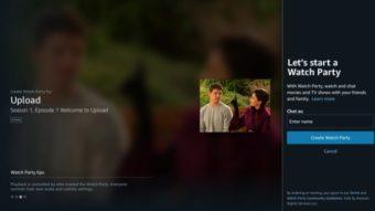 Amazon Prime Video ganha Watch Party para vídeos em grupos online