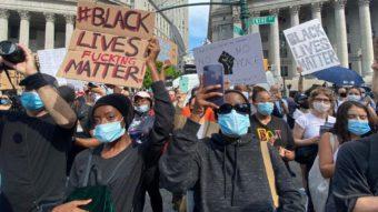 Polícia dos EUA diz usar rastreamento de contato contra manifestantes