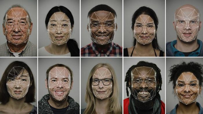 Reconhecimento facial (Foto: Reprodução/Microsoft)