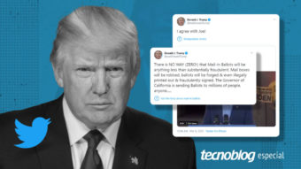 Rótulos do Twitter em publicações políticas: censura ou combate às fake news?
