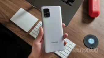 Samsung Galaxy A72 pode ter cinco câmeras na traseira