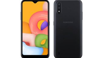 Samsung Galaxy M01 e Galaxy M11 têm bateria grande e preço baixo