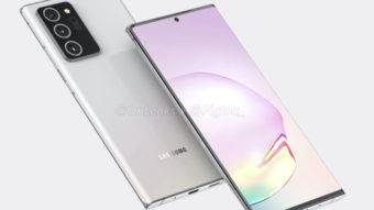 Samsung Galaxy Note 20 Ultra surge em certificação Bluetooth