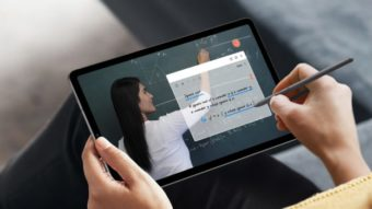 Samsung Galaxy Tab S6 Lite chega ao Brasil com S Pen e preço de R$ 2.999