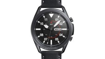 Samsung Galaxy Watch 3 aparece em novas imagens na web