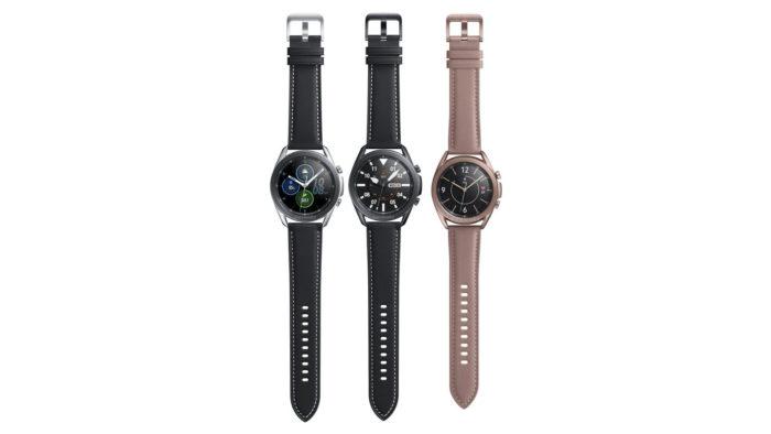 Samsung Galaxy Watch 3 (Foto: Reprodução/Evan Blass (@evleaks)