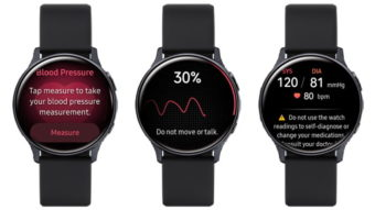Apps da Samsung para pressão e ECG são aprovados pela Anvisa
