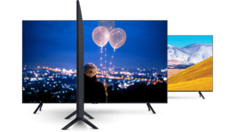 TU7000 e TU8000 são as TVs 4K mais baratas da Samsung para 2020